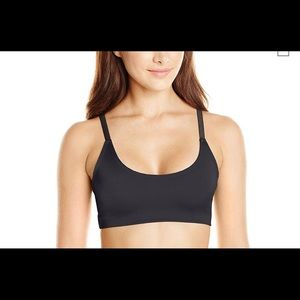 Onzie Elastic Sports Bra Black Large strappy